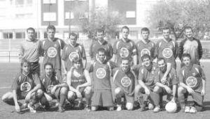 La plantilla del Amateur del AAVV Rafalafena afronta una nueva campaña en el grupo II de Segunda Reg - Foto:ROCÍO GAYOSO